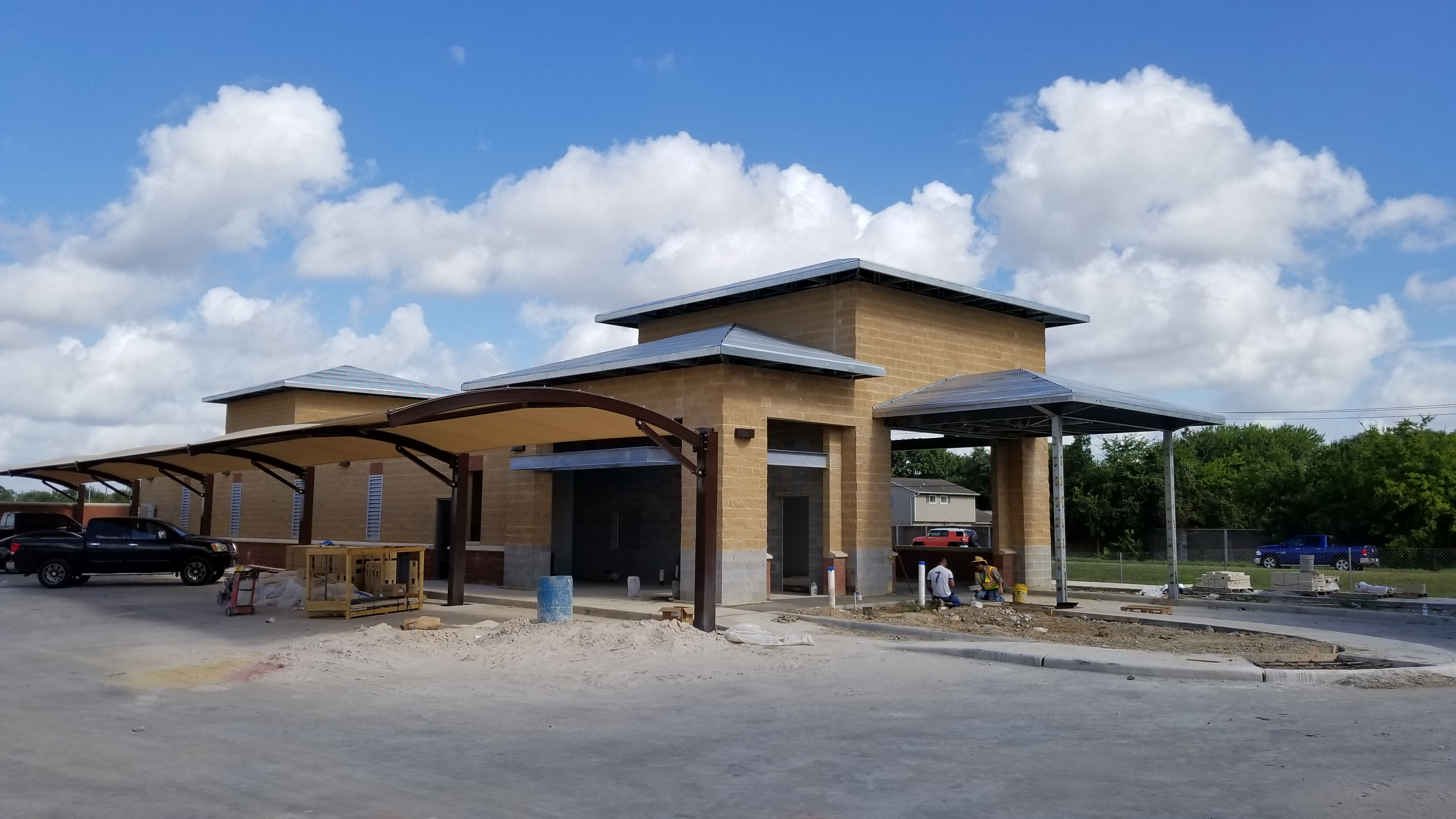 JJ's Car Wash - League CIty, Texas - Fidelis Delvelopment